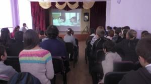 Урок толерантности в МБОУ Краснофлотской СШ 21 декабря 2016 года